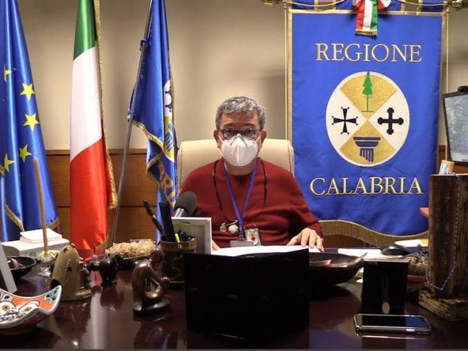"""images Recovery plan. Spirlì: """"Dai presidenti del Sud proposte per un'equa distribuzione dei fondi"""""""