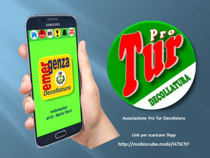 """images Coronavirus.  """"Emergenza a Decollatura"""", l'app dell'Associazione Pro Tur Calabria per facilitare le comunicazioni"""