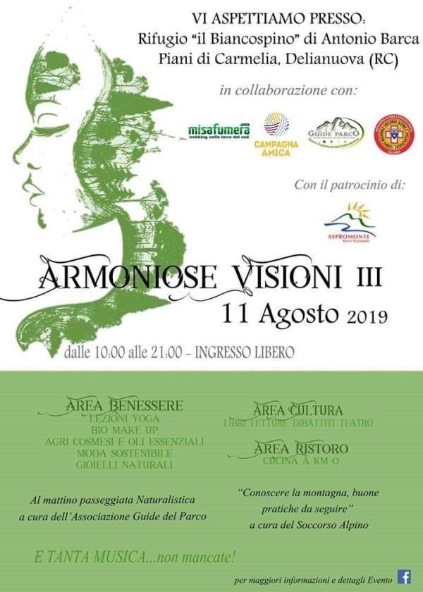 """images Domenica a Delinuova """"Armoniose visioni"""", tra cultura, benessere e ristoro"""
