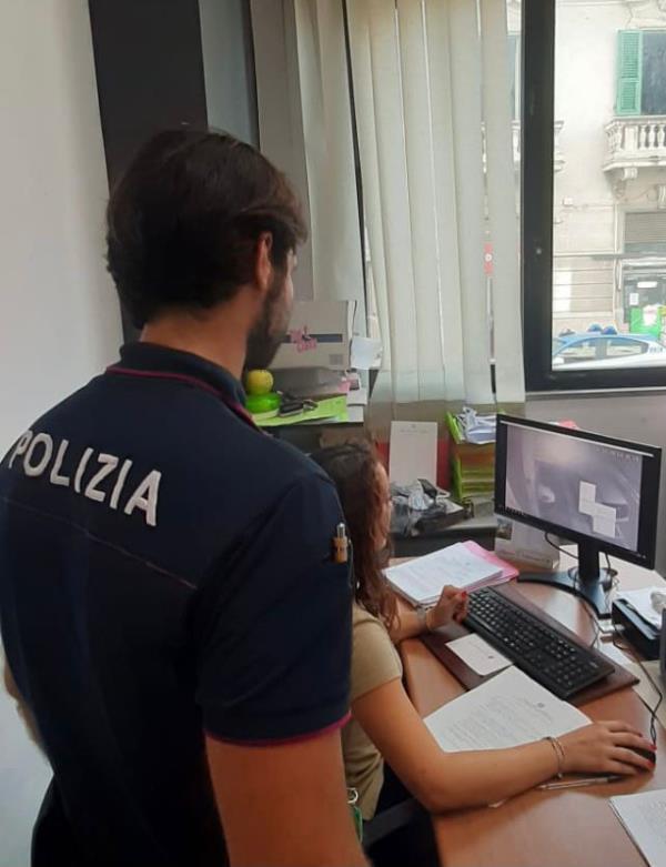 images Reggio Calabria. Dieci anni di persecuzioni e incendi: in manette un 33enne