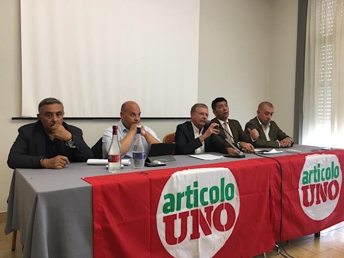 images Articolo Uno propone una Commissione d'inchiesta sulle collusioni mafiose nella sanità