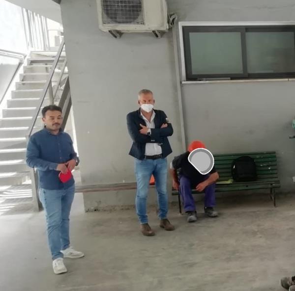 """images Assemblea dei lavoratori Calme SPA Marcellinara: continua la campagna di Cgil, Cisl e Uil """"Fermiamo la strage nei luoghi di lavoro"""""""