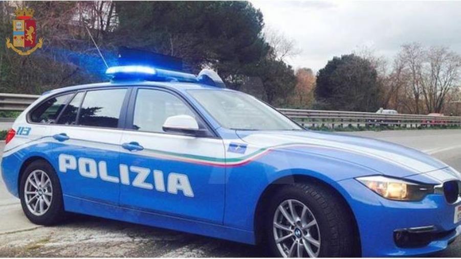 images Crotone. La Polizia stradale becca due spacciatori