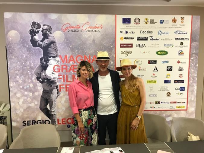 images Buona la prima per il Magna Graecia Film Festival. Tutti gli eventi della giornata con tanto pubblico