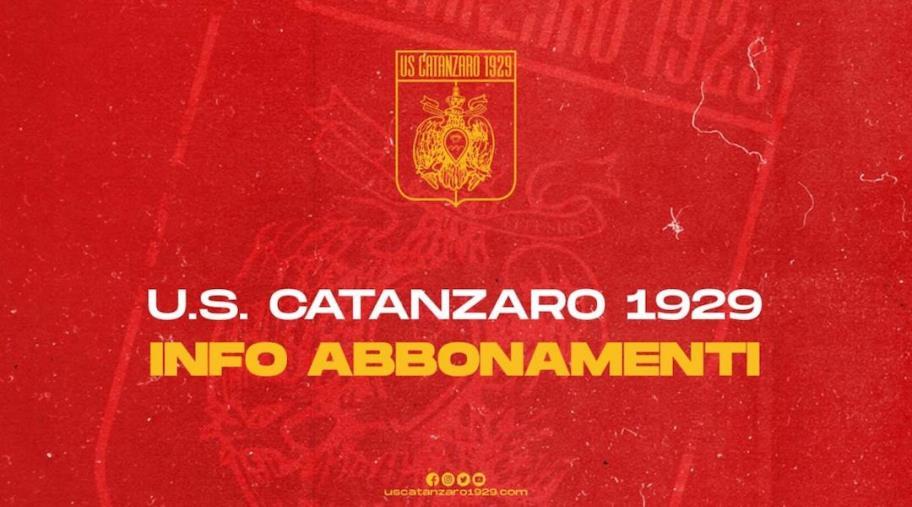 images Disservizi al sito dell'us Catanzaro 1929: momentaneamente sospesa la vendita online degli abbonamenti