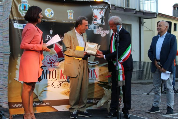 """images San Pietro Apostolo. """"Letture nel borgo"""" si conclude con il premio Kerasion"""