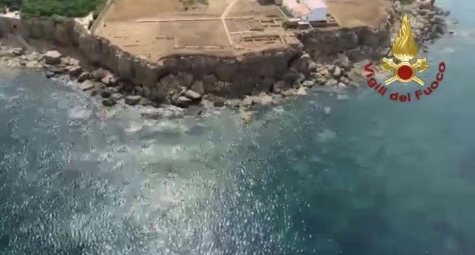 images Sommozzatore disperso a Crotone: continuano le ricerche