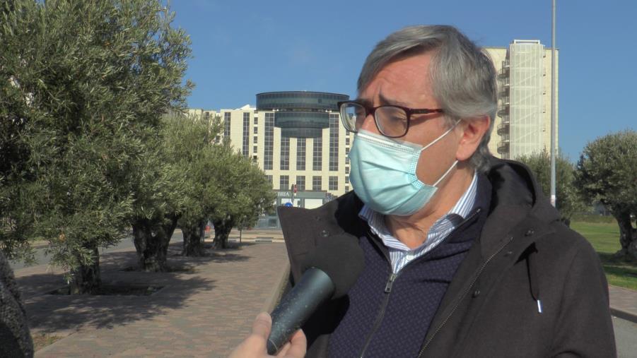 """images S.Anna Hospital. Baldo Esposito: """"Primo pensiero ai cittadini-pazienti e ai dipendenti"""""""