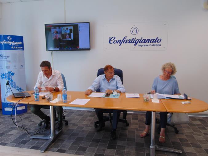 """images Nasce in Calabria il """"Coordinamento unitario pensionati lavoro autonomo"""""""