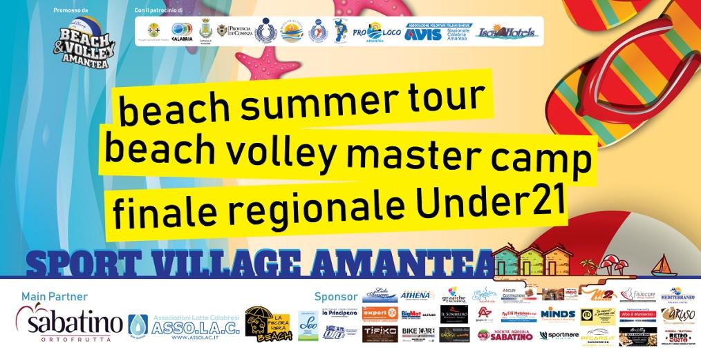 images Lo Sport Village Away di Amantea ospiterà la finale under 21 del beach summer tour