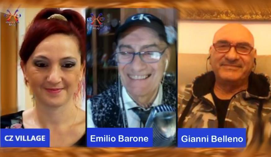 """Gianni Belleno (Of New Trolls) ha portato musica ed emozioni al """"Digital Show"""" di Catanzaro Village"""