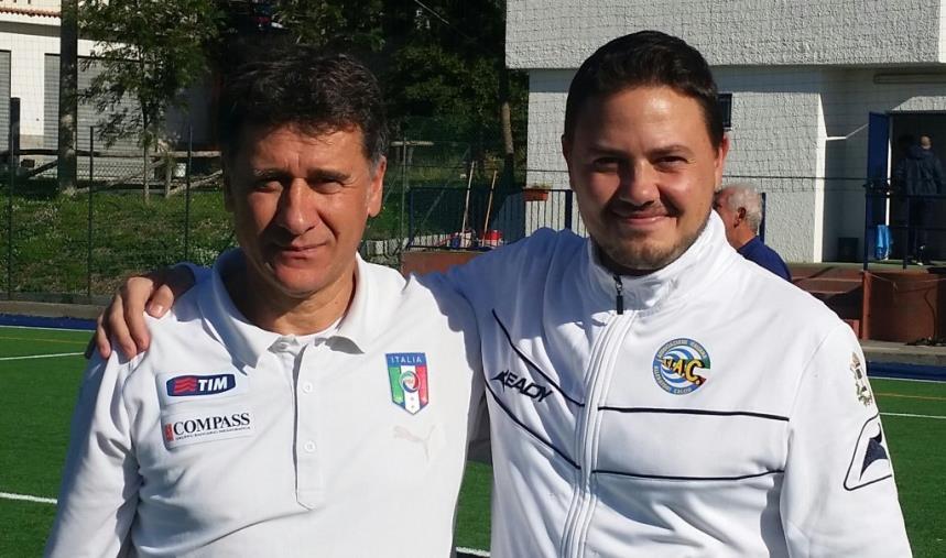 images Nasce il settore calcio a 11 del Cus Cosenza. Piero Bria è il nuovo allenatore