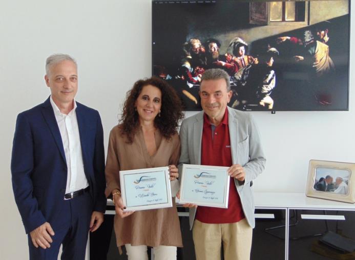 """images A Wanda Ferro e Gianni Speranza la prima edizione del Premio """"Italo"""" promosso da CSPS """"Don Caporale"""""""
