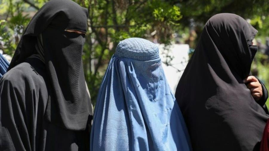 images A Rende presidio di solidarietà per le donne afghane