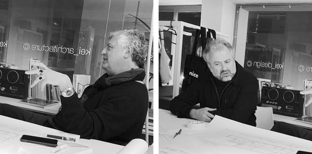 images Materia, tra gli ospiti anche Enzo Calabrese e Gianluca Peluffo