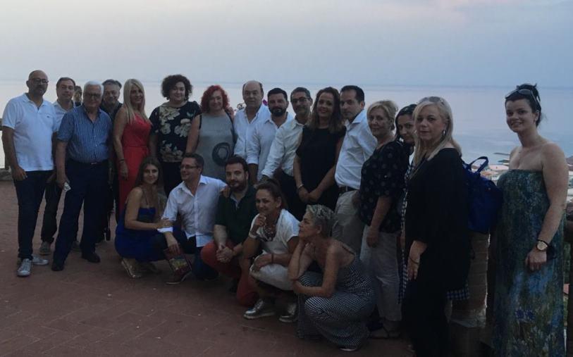 images Delegazione greca fa tappa a Cariati