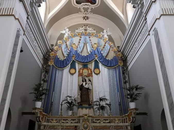 images Carlopoli celebra la sua patrona, domani la processione