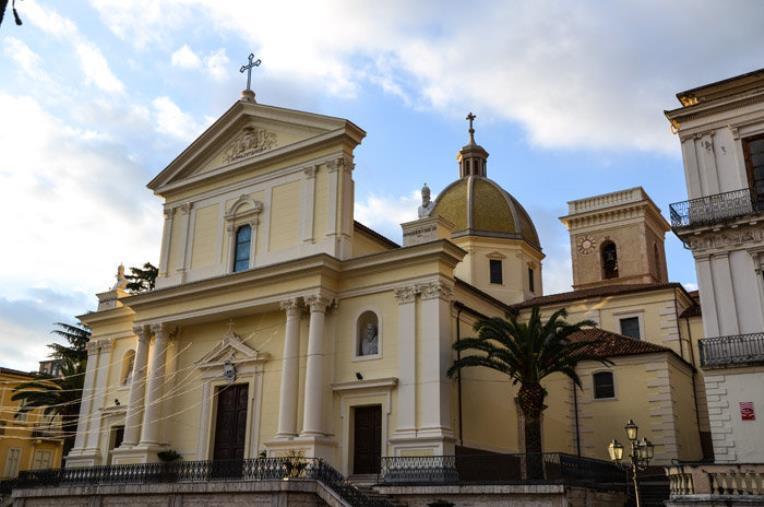 images Lamezia Terme. In Cattedrale l'avvio della novena di Pentecoste