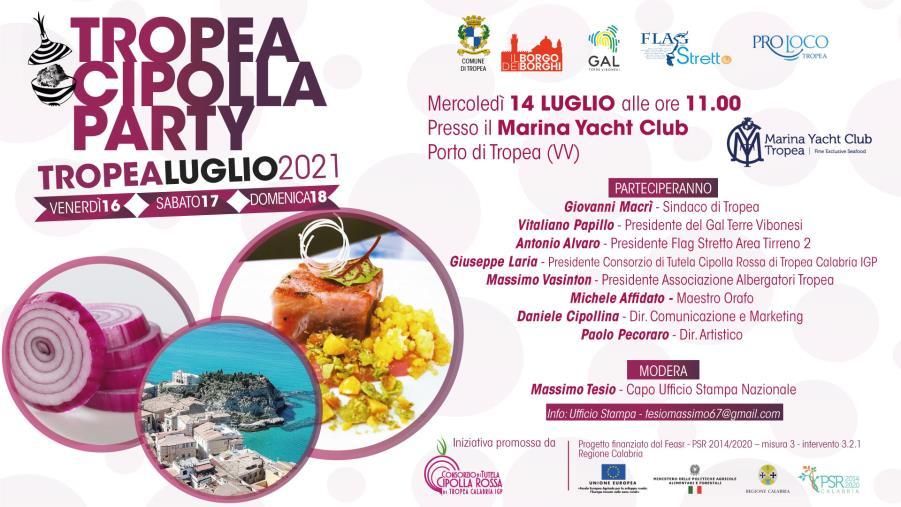images Tropea. Cipolla Party, meno 3 giorni al grande evento