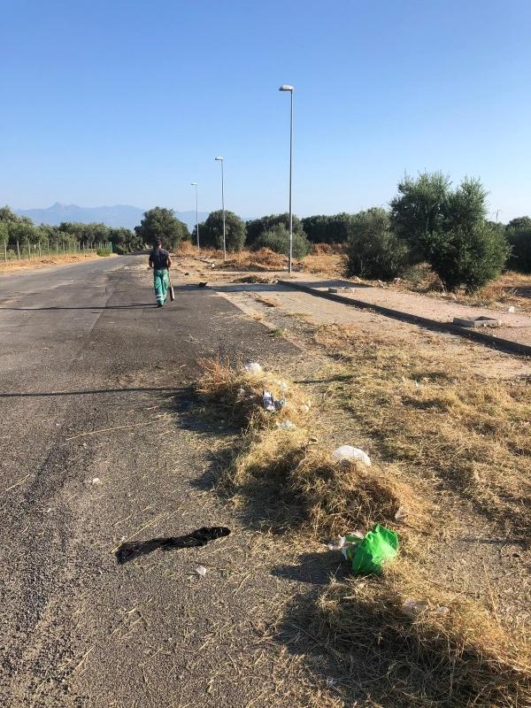 images Corigliano-Rossano, continua con successo l'operazione città pulita