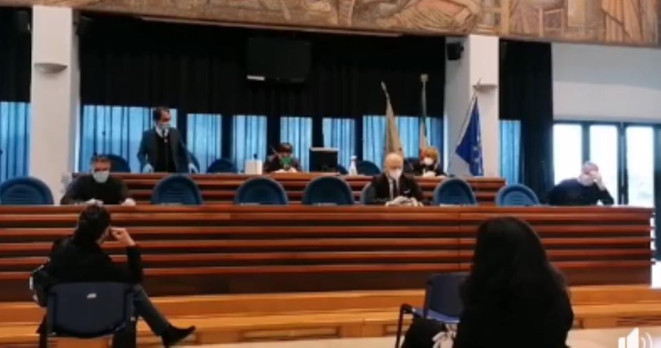 images Consiglio comunale di Catanzaro. Approvata la proroga del contratto della Catanzaro Servizi