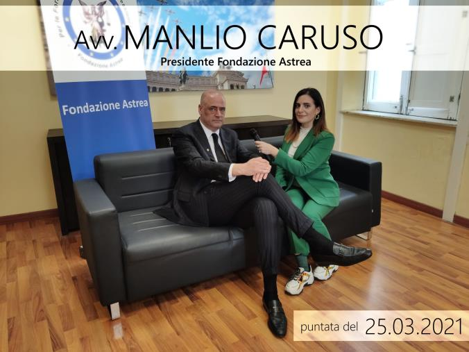 images Fondazione Astrea. Appello del presidente Caruso per lo scorrimento delle graduatorie
