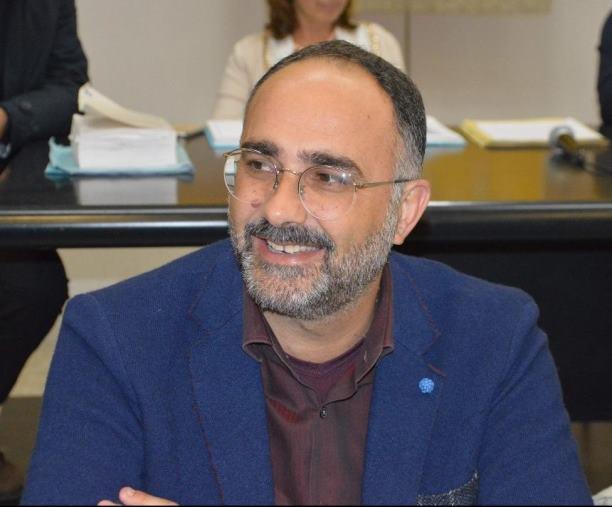 images Cosenza, gli auguri del consigliere provinciale Salvati al riconfermato  presidente della Camera di Commercio