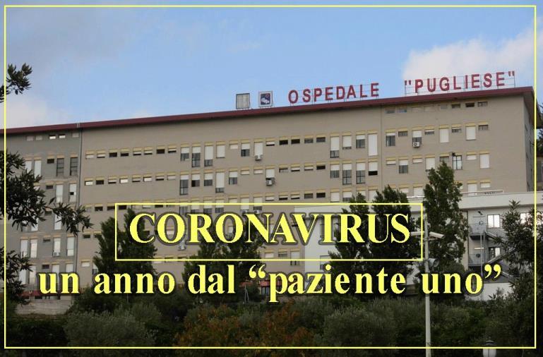 """images Covid, un anno fa il primo caso a Catanzaro. Parla il 'paziente uno': """"Tutto iniziò in settimana bianca. La cosa più dolorosa fu la cattiveria delle persone"""""""