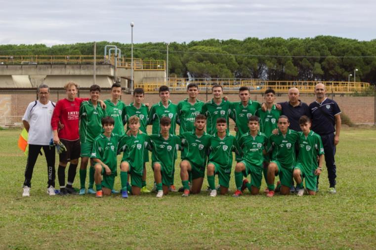 images Campionato regionale Under 17 Elite. Cambia la testa della classifica: Ora comanda il Calcio Lamezia