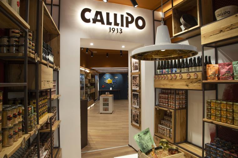 """Apre a Roma il primo flagship store """"Callipo 1913"""""""