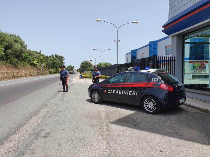 images Nascondeva in casa una pistola e  munizioni: arrestato a Tropea