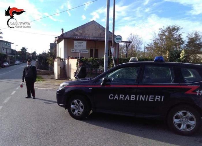 images Armi e stupefacente: quattro denunce tra Taurianova  e Bovalino