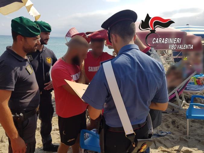 images Vibo Valentia, sequestrate sette strutture balneari abusive