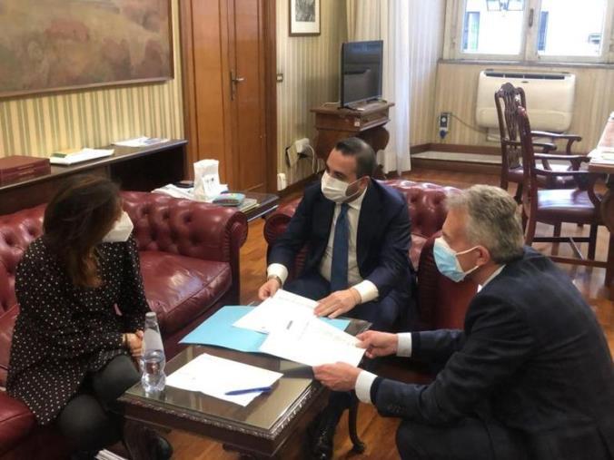 """images Forestazione, Gallo al Mef: """"Il Governo ripristini i fondi"""""""