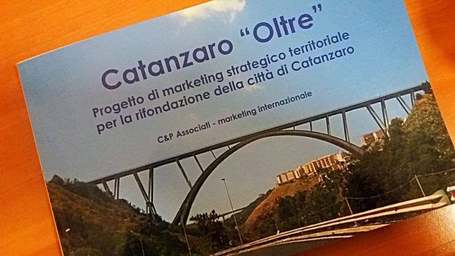 """Torna d'attualità il progetto strategico territoriale """"Catanzaro….Oltre"""" ideato da Nino Campo"""