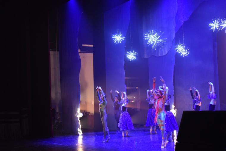 """images Il Teatro Politeama inizia l'anno nuovo danzando sulle punte con """"Cenerentola"""" di Luciano Cannito"""