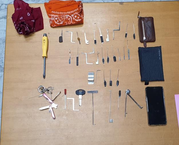 images Reggio Calabria. Tentano di rubare in un appartamento: arrestati due cittadini georgiani
