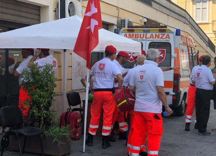 images Lamezia, nasce sezione Corpo italiano soccorso Ordine di Malta