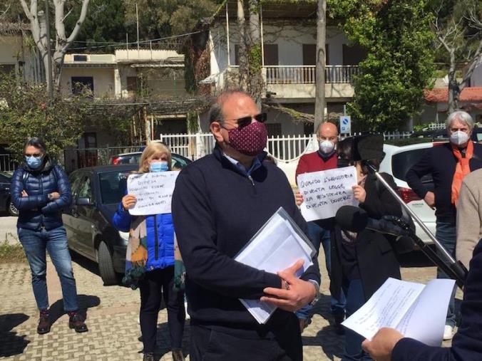 images Villette sequestrate a Caminia, giovedì la conferenza stampa del sindaco di Stalettì