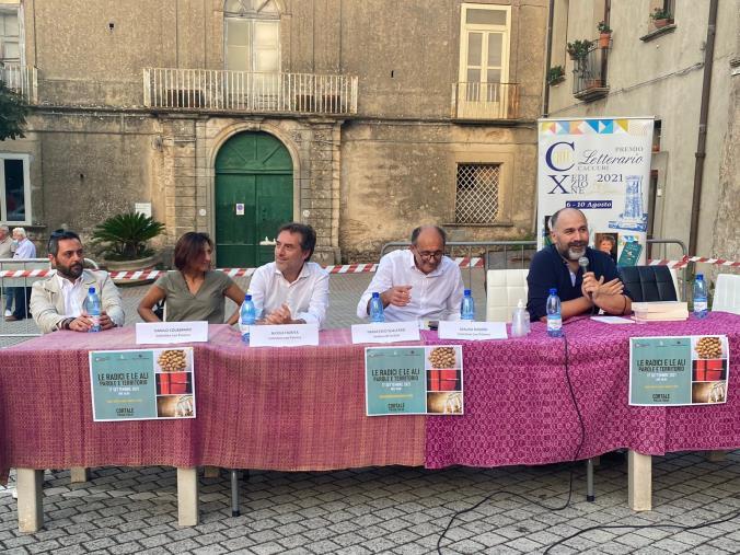 """images Fagioli, zibibbo e """"Padre Vostro"""": a Cortale l'iniziativa del Comune, Slow Food Catanzaro e  Accademia dei Caccuriani"""