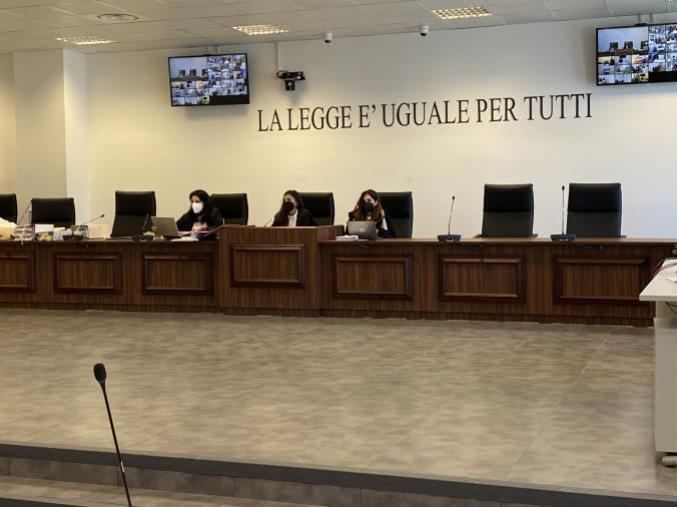 """images Rinascita Scott. La giudice Romano (ri)chiede l'astensione dopo la sentenza """"Nemea"""": deciderà il Tribunale di Vibo Valentia"""
