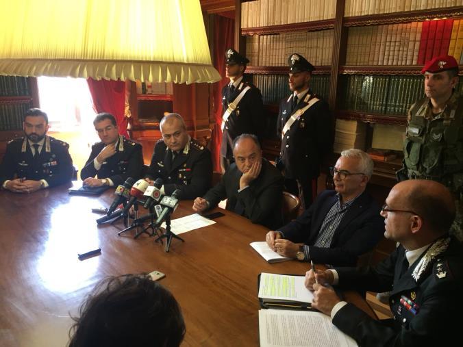 """images Lamezia Terme, operazione """"Crisalide 3"""": 32 condanne e 8 assoluzioni (I NOMI)"""