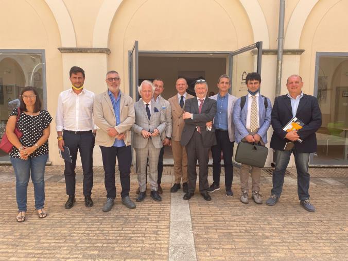 images Confprofessioni Calabria, Giuseppe Funaro è il nuovo segretario e Cristina La Serra tesoriere
