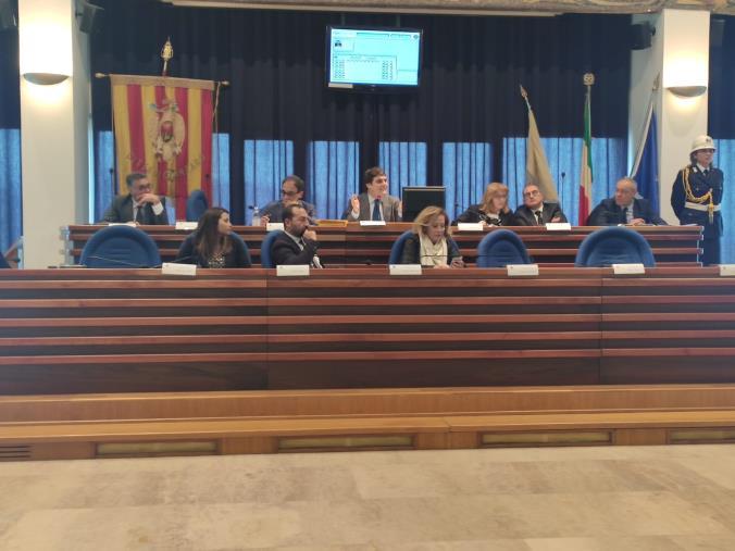 images Catanzaro/ Consiglio comunale, si chiude la seduta