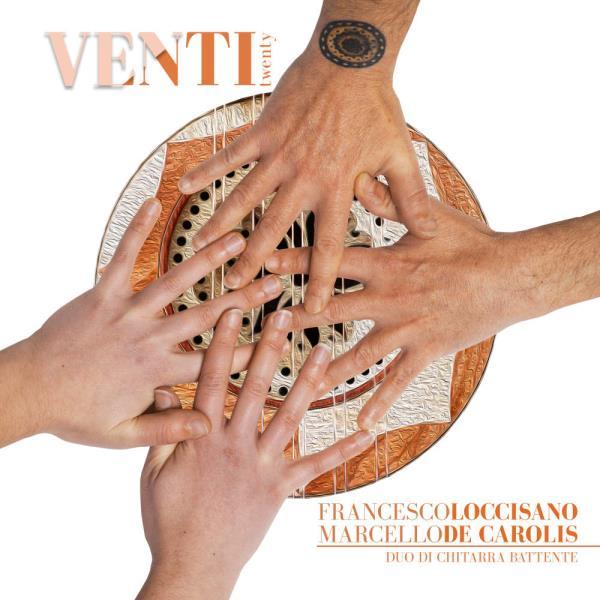 """images Musica. Spirano i """"Venti"""" con il nuovo album del duo battente calabrese Loccisano-De Carolis"""