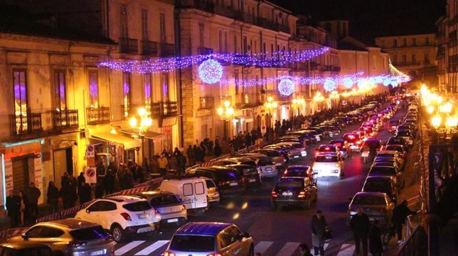 """images Niente festa di Capodanno a Lamezia. Il comitato: """"Ci vediamo lo stesso su corso Numistrano per festeggiare"""""""
