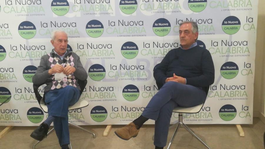 """images L'incontro. Agricoltura, turismo, sanità: Pietro Molinaro: """"Il centrodestra ha idee chiare sul futuro della Calabria"""""""