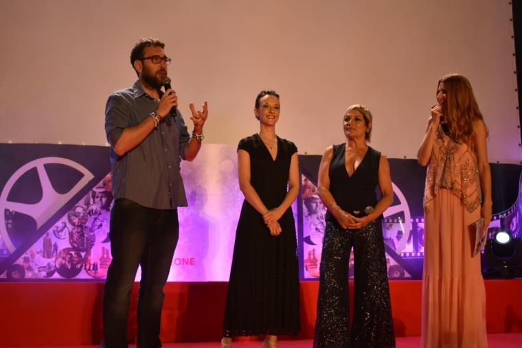 """images """"L'eroe"""" di Cristiano Anania alla serata inaugurale del Magna Graecia Film Festival"""