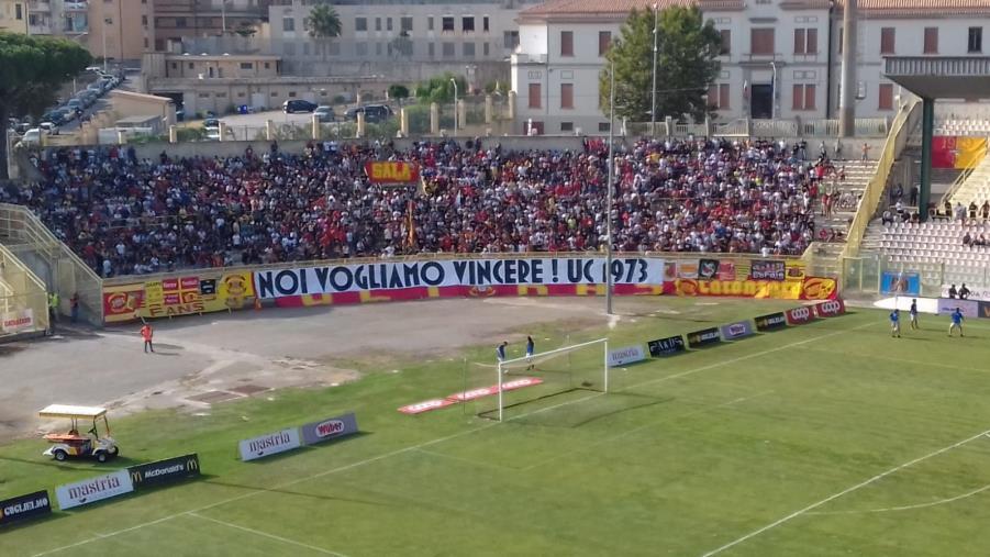 images Lega Pro, buona la prima per il Catanzaro: Teramo sconfitto 2 - 1 (INTERVISTE E VIDEO)