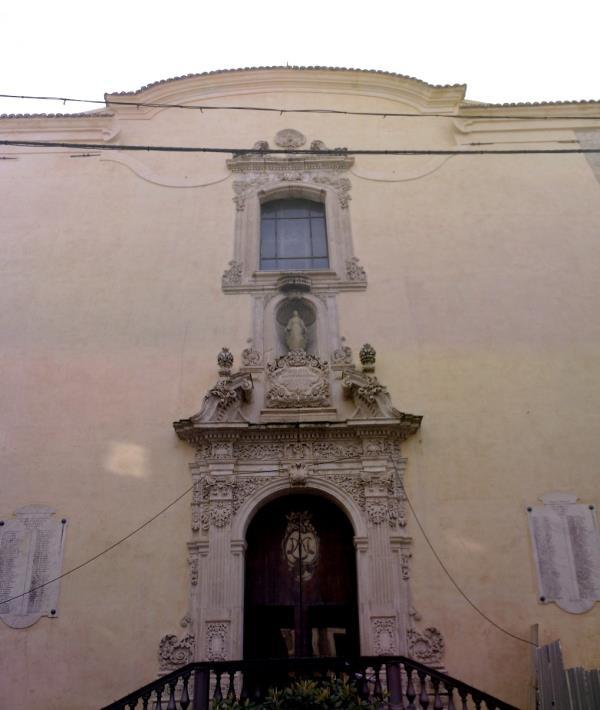 """images Catanzaro, il Convento dei Cappucini rischia di chiudere. Ursini: """"Intervenga la Sopraintendenza"""""""